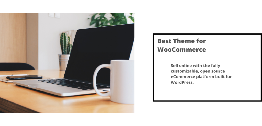 features of wooCommerce theme