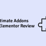 ultimate addons for elementor review