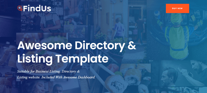 findus directory theme