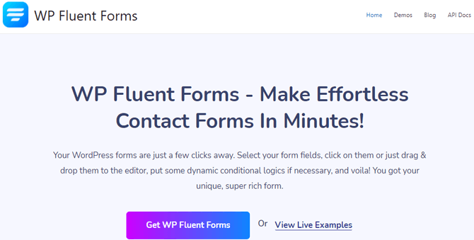 fluent forms overview