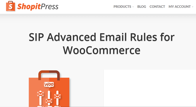 sip advanced rules for woocommerce