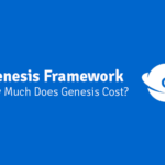 how much does genesis framework cost