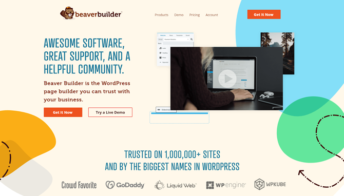 overview of beaver builder
